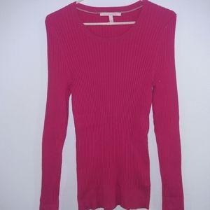Victoria Secret Pink Ribbed Sweater